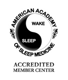 AASM Accredited Member logo