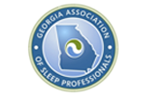 Georgia Association of Sleep Professionals logo